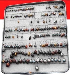 Мормышки для ловли на мотыля