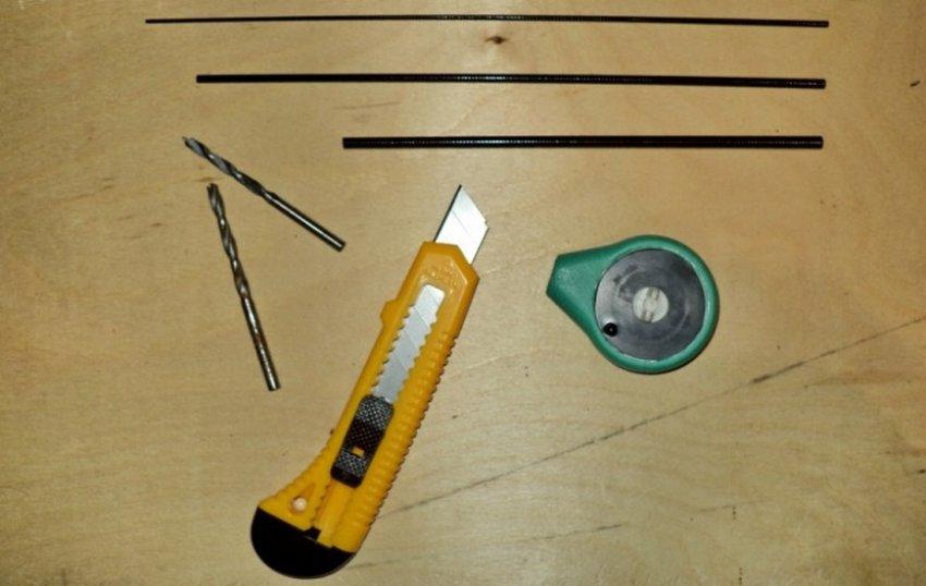 Изготовление хлыстика