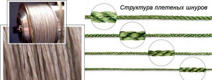 Плетеная леска