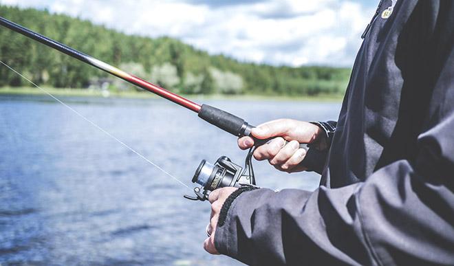 Рыбалка на течении фидером