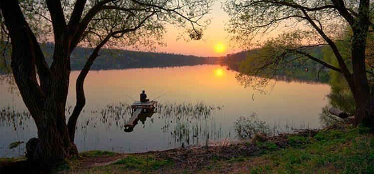 Лучшая погода для рыбалки
