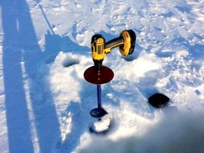 Купить Шуруповерт Для Зимней Рыбалки Какой Выбрать