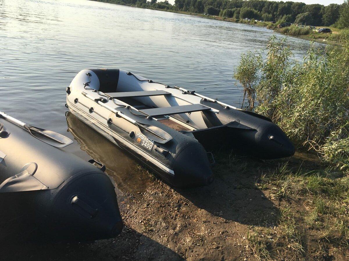 Лодка с фанерным паолом
