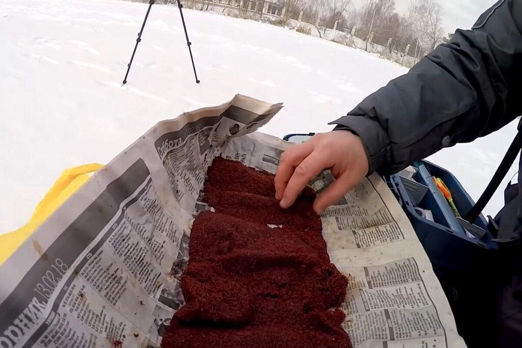 Ловля окуня зимой: как не остаться без улова