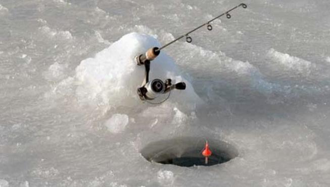 Поплавочная снасть для зимней рыбалки