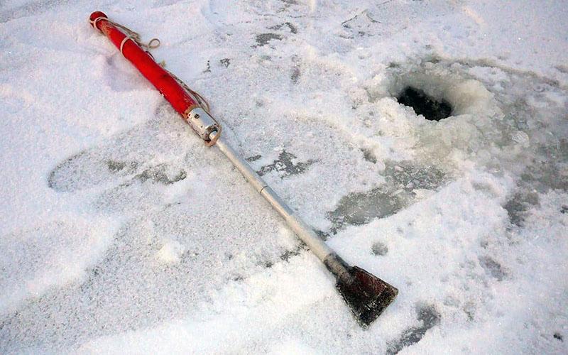 пешня для зимней рыбалки фото 1