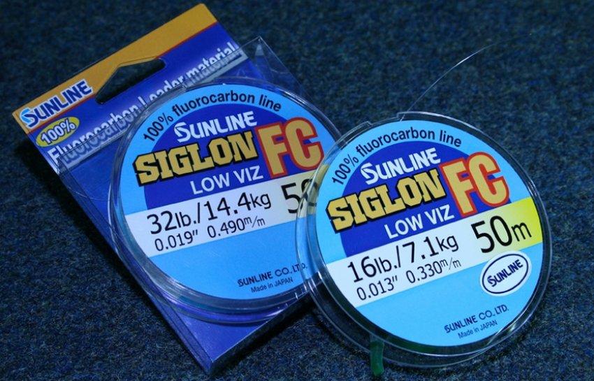Леска флюорокарбоновая