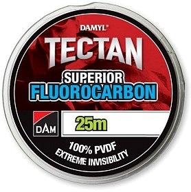 Леска DAM Tectan Superior FC 25м 0,12мм 1,3кг 2,9lb