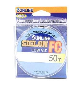 Леска Sunline Siglon FC HG 50м 1,75/0,245мм