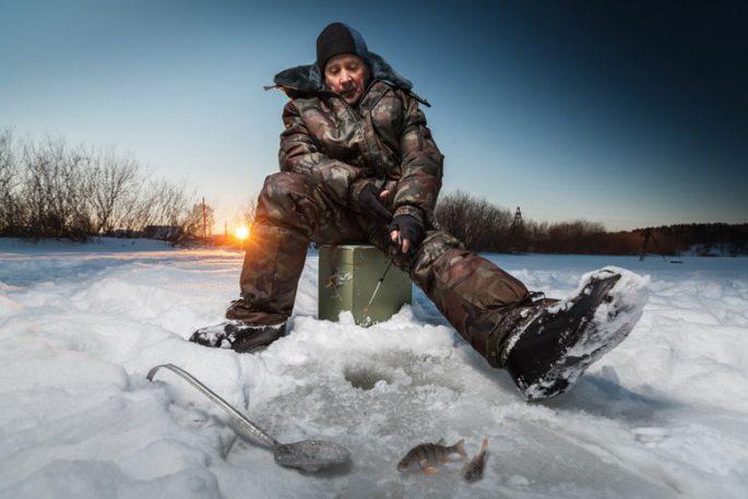 Зимние приманки и тонкости ловли на мормышку