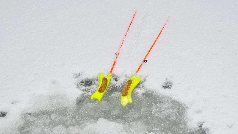 безкивковая зимняя удочка своими руками фото 4