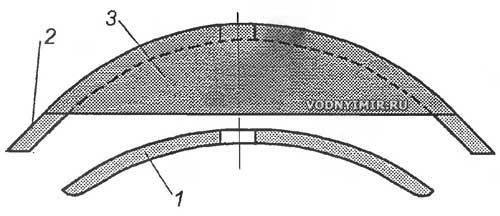 Рис. 6. Конструкция зажимного устройства приспособления