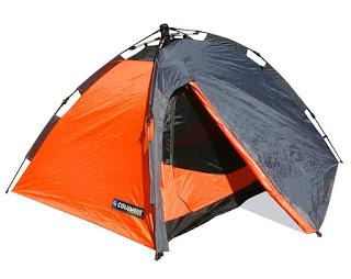 Палатка для туризма с внешним каркасом