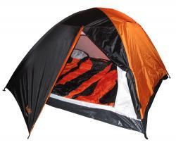 Туристическая палатка с внутренним каркасом