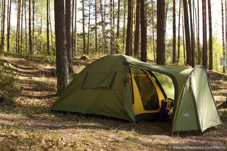Как выбрать туристическую палатку. Советы новичкам
