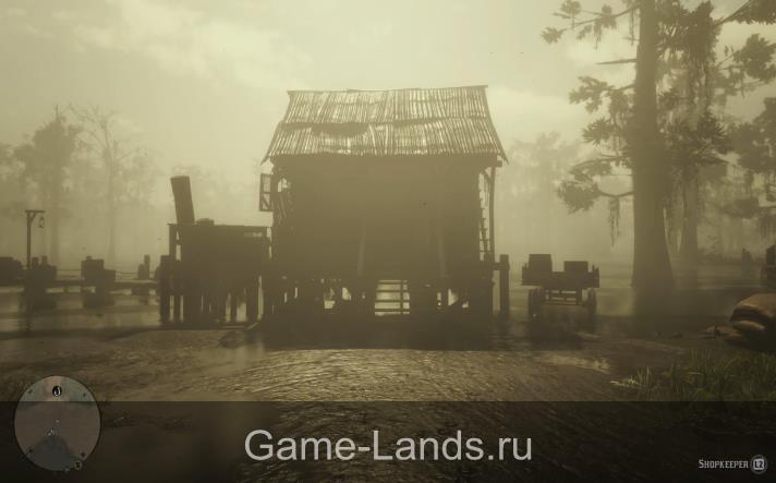 Виды приманок в Red Dead Redemption 2