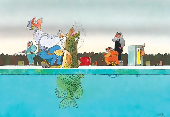 Новичку в зимней рыбалке рекомендую выбирать ледобур диаметром 130мм