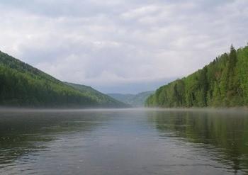 Река Рыбная фото