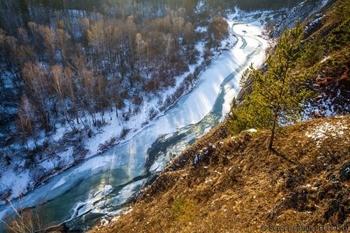 Река Есауловка фото