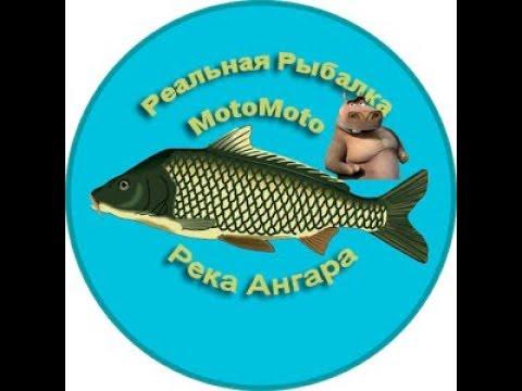 Река Ангара | Реальная Рыбалка