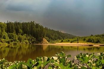 Река Кемчуг фото