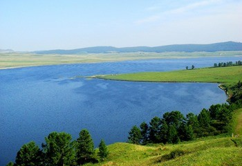 Озеро Большое (Парное) фото