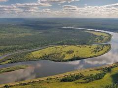 Река Бирюса, Она (Иркутская область, Красноярский край)