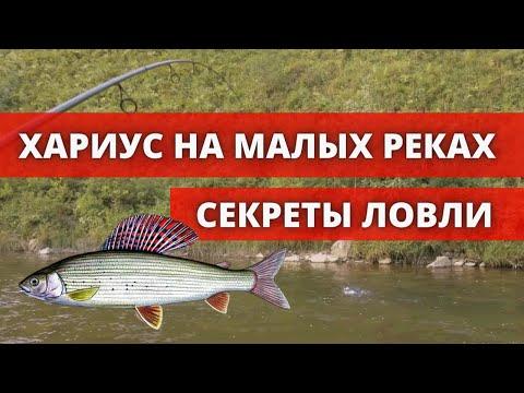 Секреты ловли хариуса на малых реках. Рыбалка на хариуса 2020.