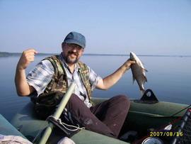 рыбалка на леща - кивок