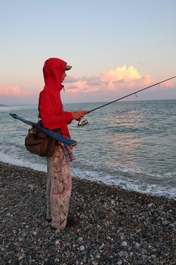 Изображение 1 : Морская рыбалка или «рокфишинг» по-черноморски. Часть 1. Снасти