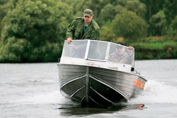 Лодки, РИБ, троллинг