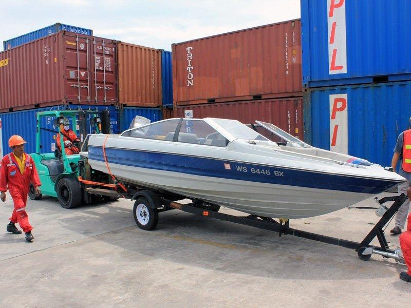 Правила ввоза лодки на территорию Республики Беларусь