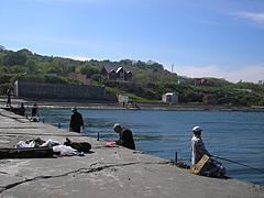 На морскую рыбалку. Андрей Прокофьев